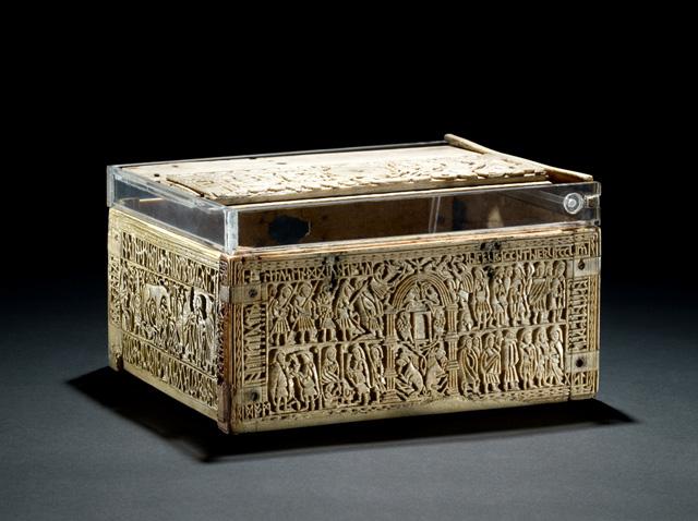 The Franks Casket - Treasures of Heaven